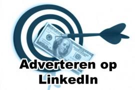 Adverteren op LinkedIn, hoe werkt dat? – deel I
