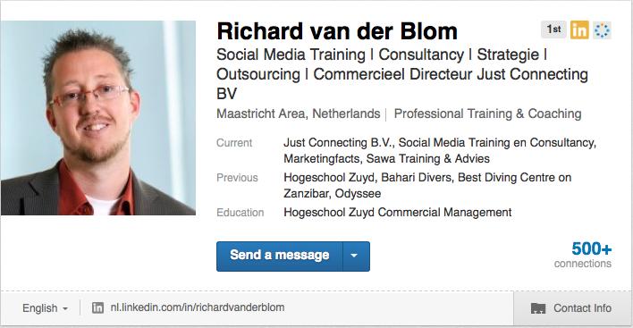 Richard van de Blom