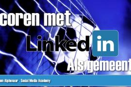 Gemeenten laten mogelijkheden van LinkedIn liggen