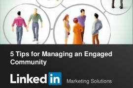 Vijf tips van LinkedIn om van je groep een levendige community te maken