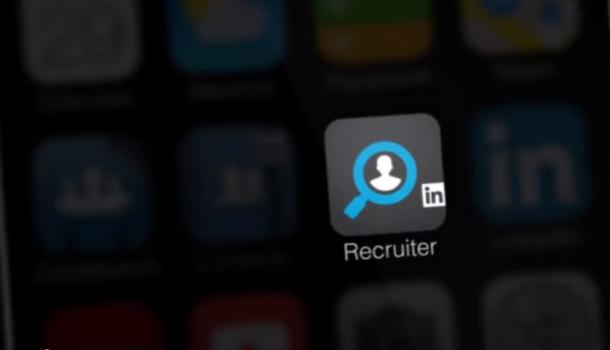 LinkedIn introduceert mobiele App voor recruiters