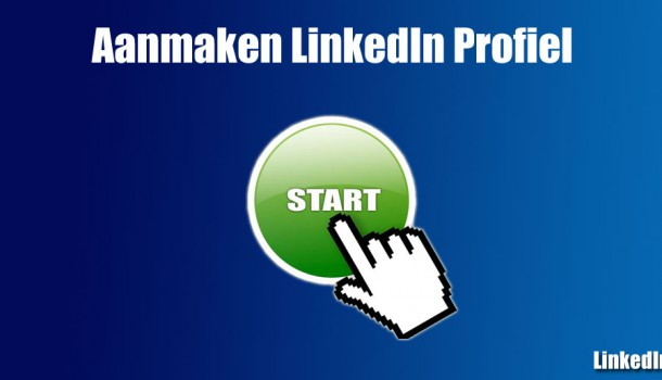 1.1 Aanmaken LinkedIn profiel