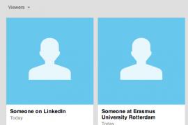 En weer een verandering op LinkedIn