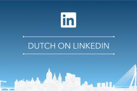De Nederlander op LinkedIn volgens LinkedIn #infographic