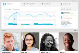 Waarom bekijken mensen je profiel op LinkedIn? LinkedIn laat het zien