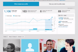 Who's viewed your profile op LinkedIn – uitgelegd [video]