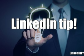 10 april – LinkedIn Masterclass door LinkedIn expert Jan Willem Alphenaar